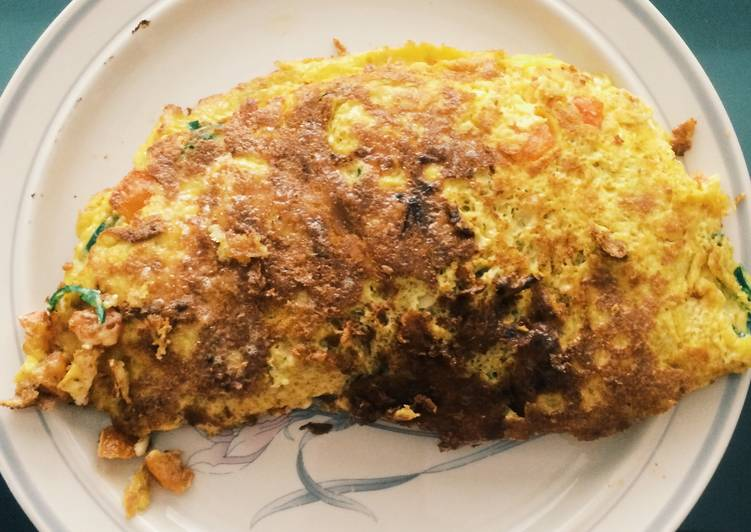 How to Cook Tasty Omelette Ulek