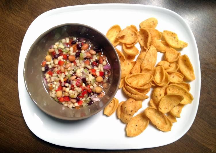 How to Make Award-winning Texas Caviar
