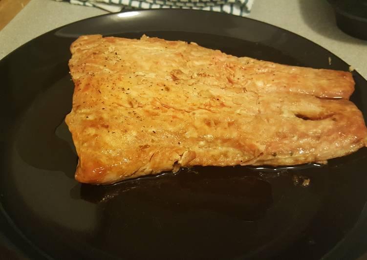 Spicy Salmon Filet