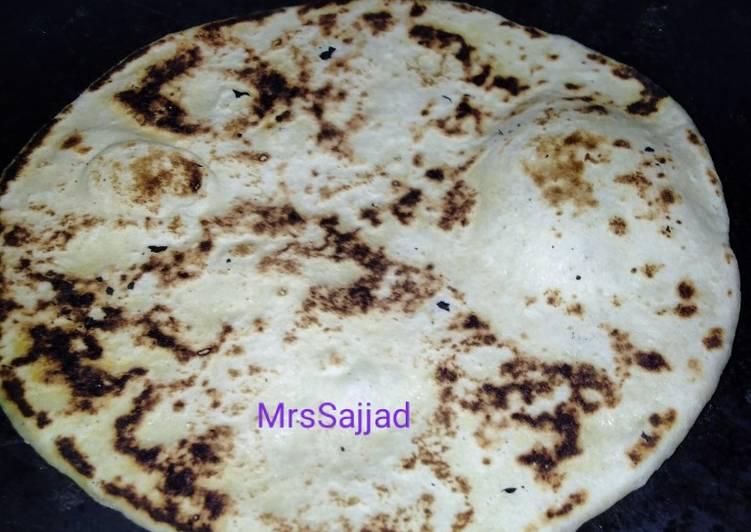 Recipe of Homemade Pita Bread