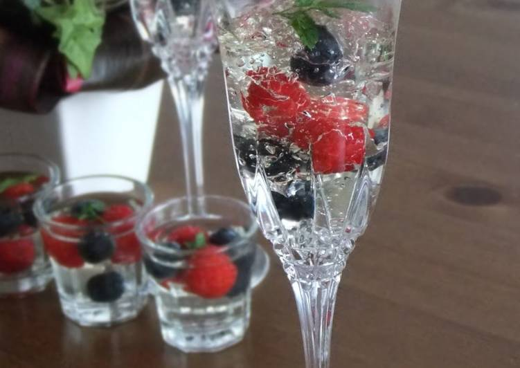 Easiest Way to Make Perfect Christmas Party Drink