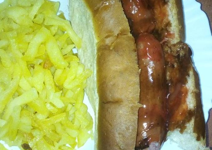 Hot dogs #festiveseasoncontest kakamega