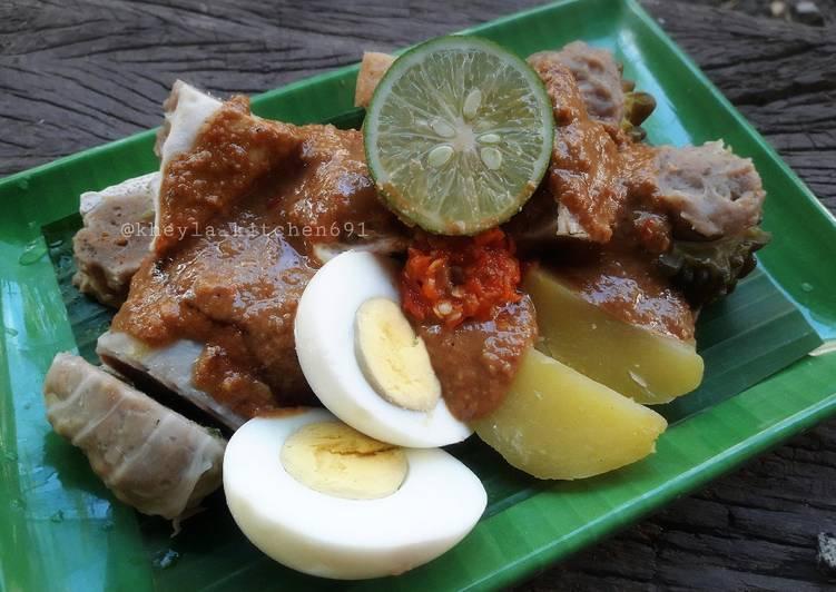 Siomay Tuna Cakalang (versi rasa mirip bakso) - cookandrecipe.com