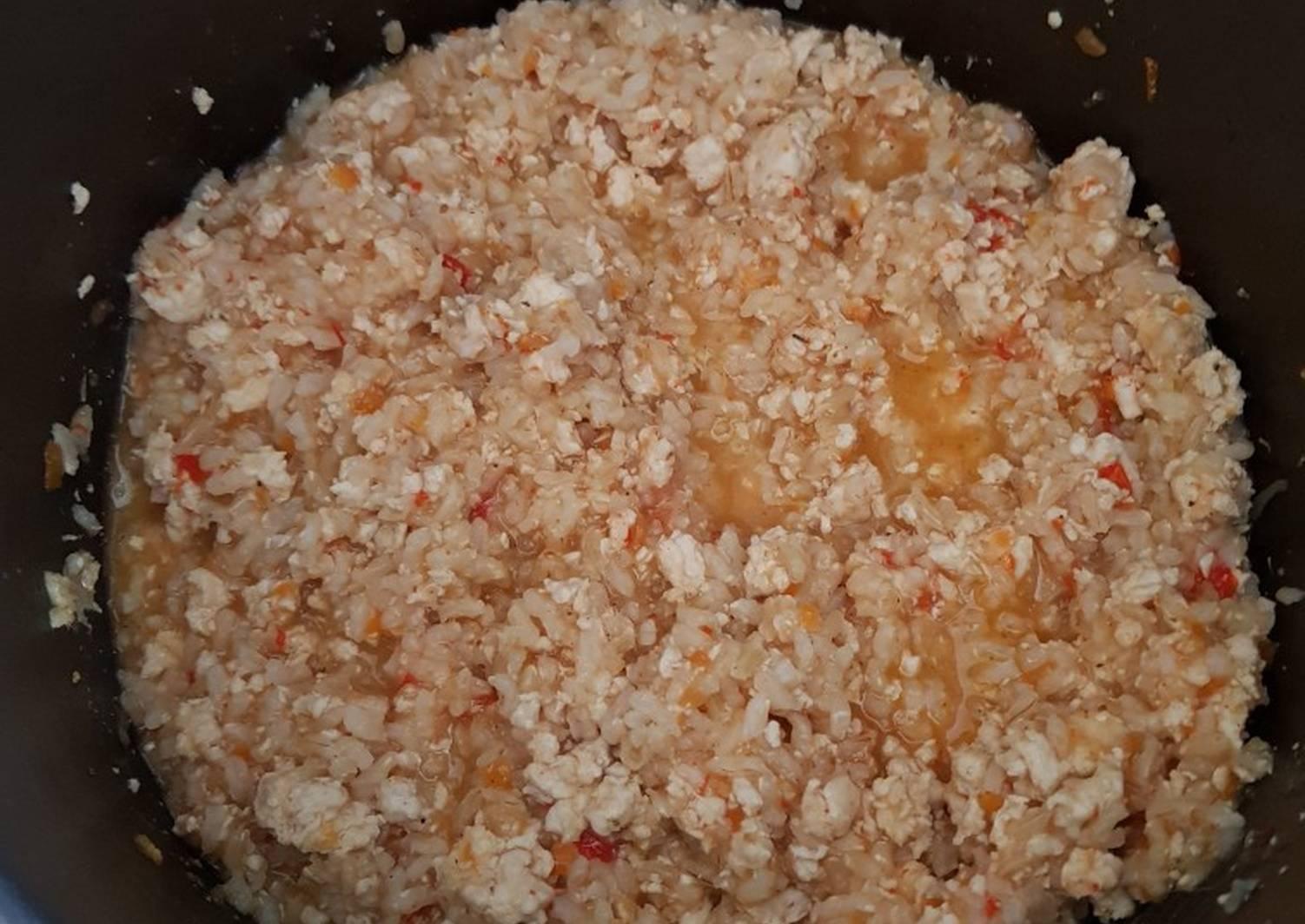 виниловые черный рис в мультиварке рецепт с фото это