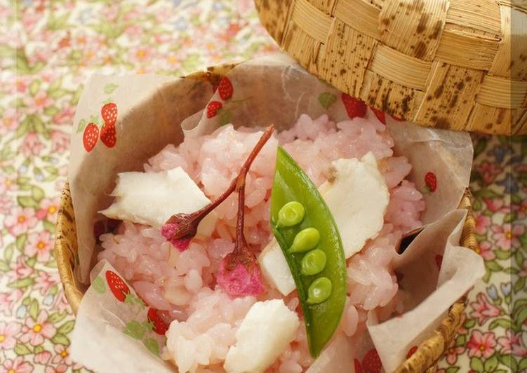The Meals You Pick To Consume Will Certainly Effect Your Health A Scent of Spring! Sea Bream Sakura Rice