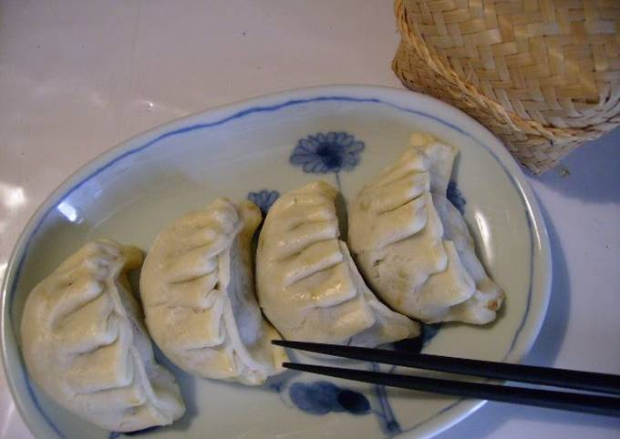 Imitation Gyoza Cookies