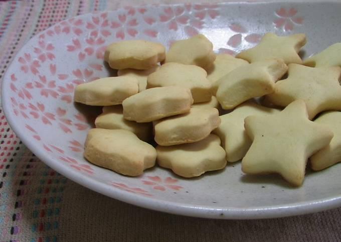 Baby Safe Crunchy Cookies