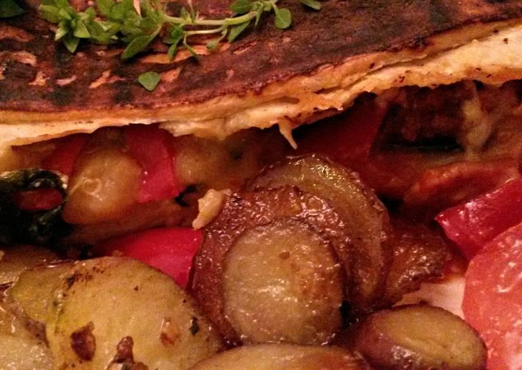 Recipe of Any-night-of-the-week Sig's Mediterranean Bake