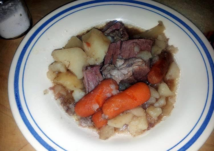 Fantastic Crockpot Roast Beef