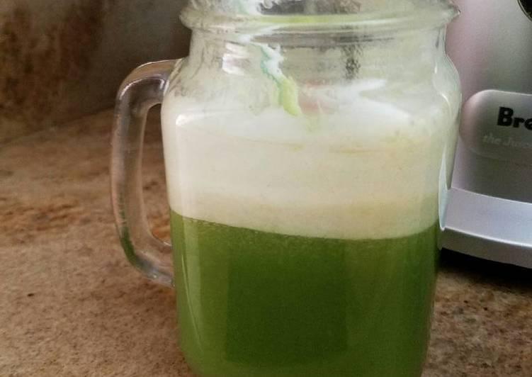 Yum green juice