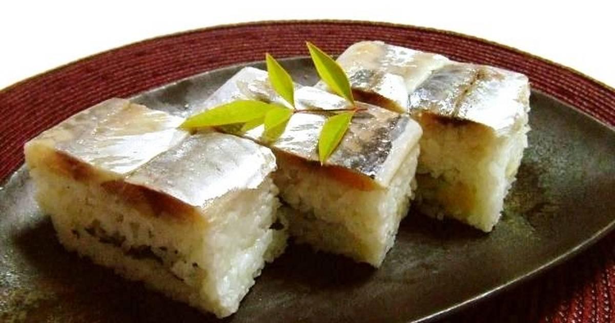 Mori Sushi, West LA – Quiet is Classic — The Delicious Life  Japanese Mackerel Sushi