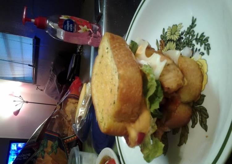 Best chicken sandwich ever period!