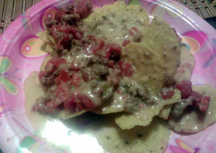 easiest nachos your way!