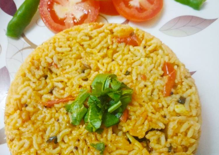 How To Handle Every Tomato rice