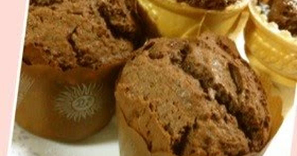 Chocolate Cupcakes with Pancake Mix