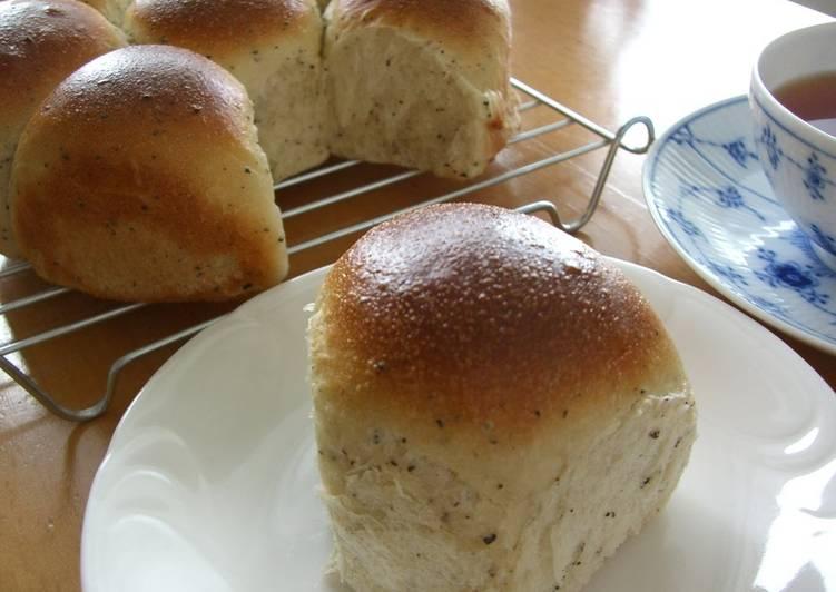 Absolutely Ultimate Dinner Easy Spring Beautiful Aroma Milk Tea Bread Rolls