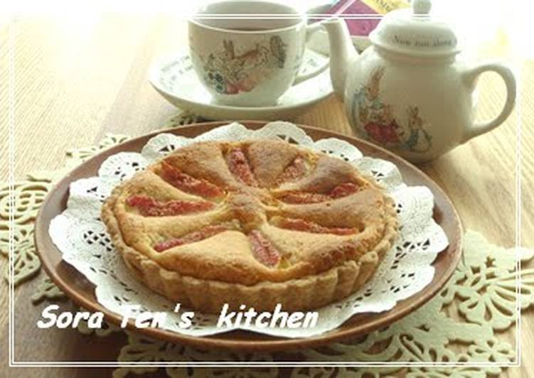 The Best Soft and Chewy Dinner Ideas Homemade Easy Fig Tart for a Macrobiotic Diet