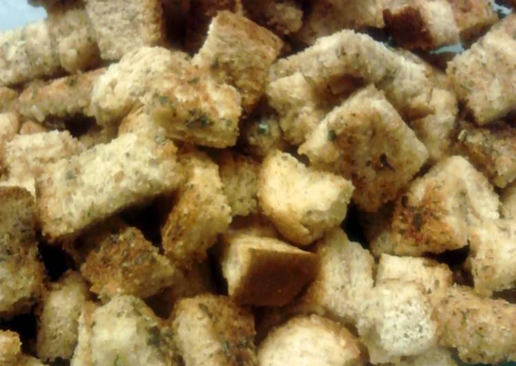 7-Grain Ranch Seasoned Croutons