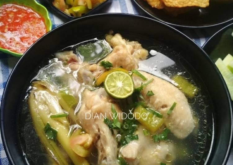 Langkah Mudah untuk Membuat Sop Ayam Anti Gagal