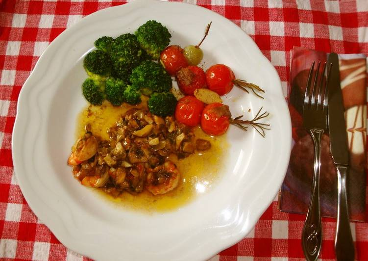 Anchovy and Tomatoes with Rosemary, Heart Friendly Foods You Should Eat
