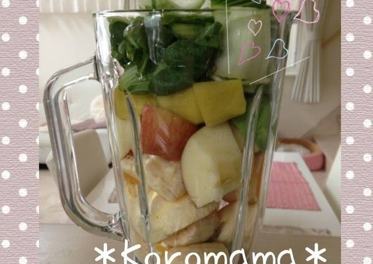Green Smoothie for Dieters