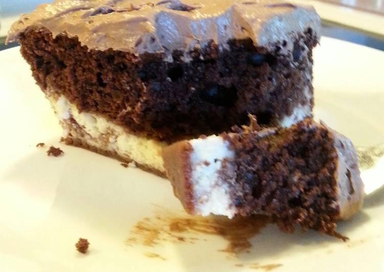 Recipe of Super Quick Homemade ♥ Chocolate Italian Love Cake ♥