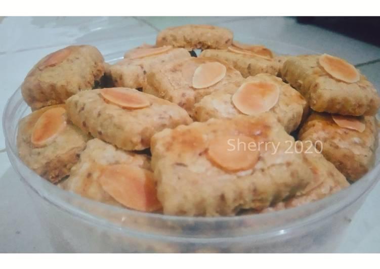 Resep Speculaas Cookies, Enak