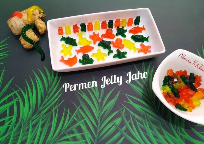 Permen Jelly Jahe👩🍳