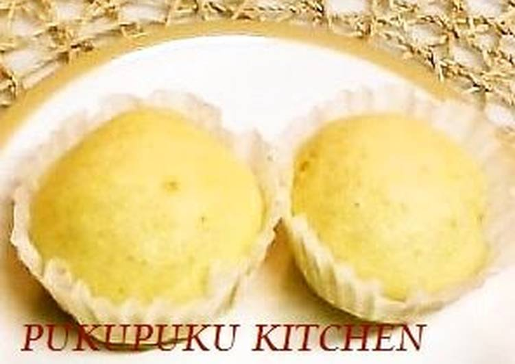 Plain Steamed Bread with Pancake Mix - Laurie G Edwards