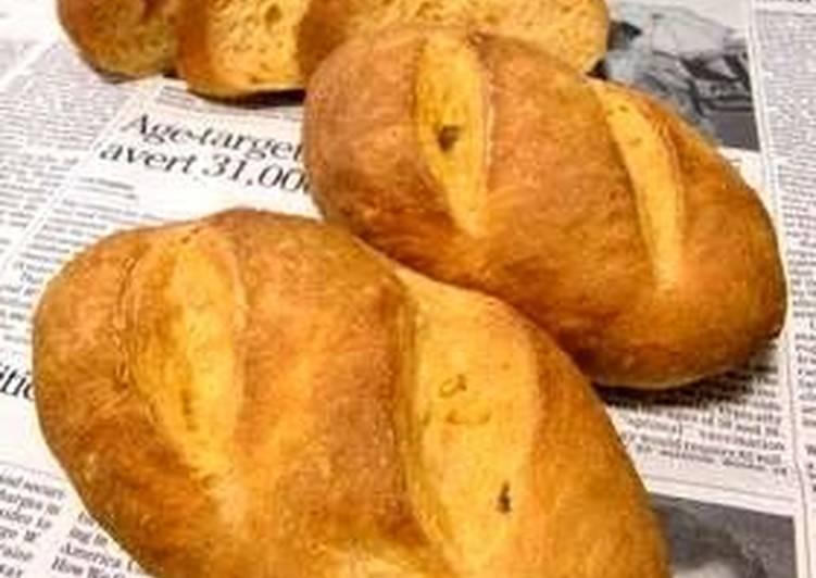 Soft Tomato French Bread