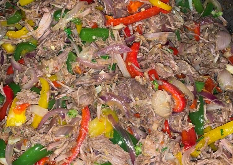 Foods That Make You Happy Rainbow sauce