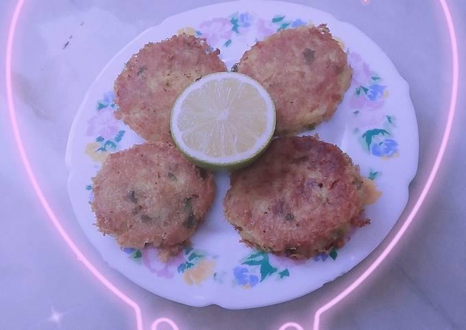 Croquettes de pomme de terre (Maakouda Algérienne)
