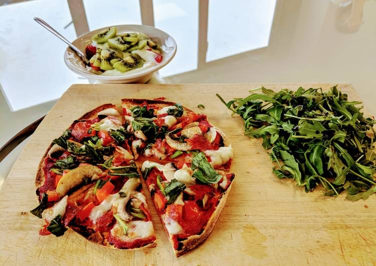 How to Cook Perfect Quick & Easy Pizza