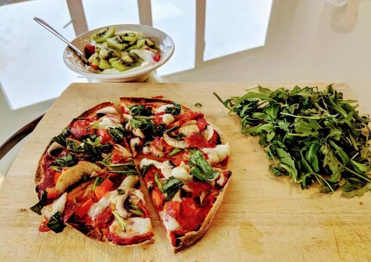 Quick & Easy Pizza