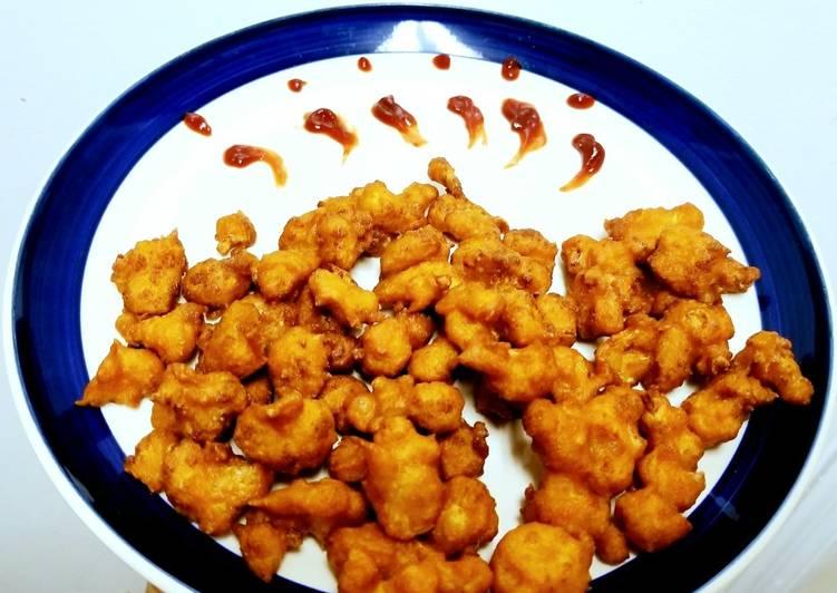 Cauliflower Pakoda Gobhi fry Gobhi 65