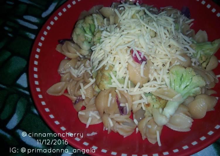 Recipe of Speedy Pasta with Cauliflower