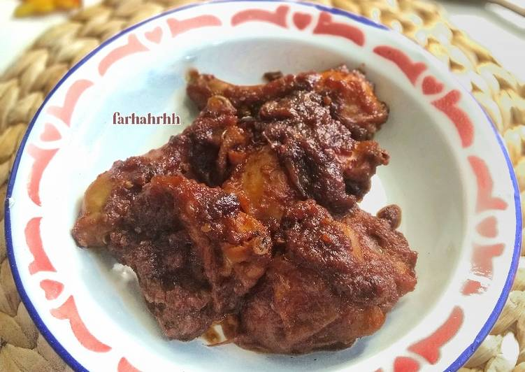 Ayam Bepangat Alabio