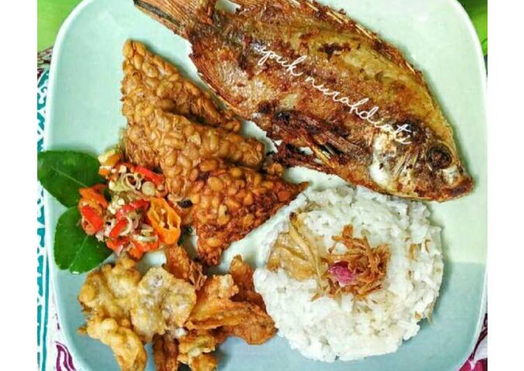 Resep Nasi Liwet Komplit ala Sunda Bikin Laper
