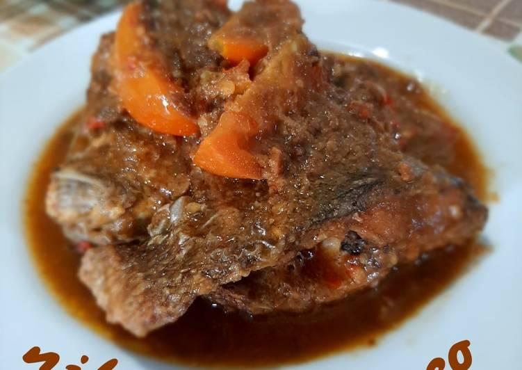 Nila masak Tauco