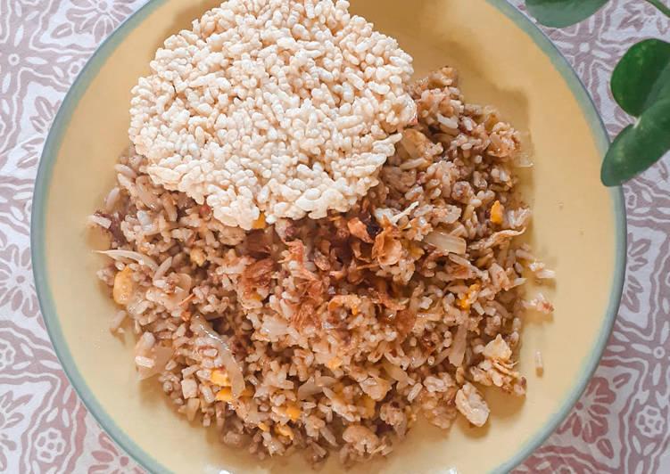 Nasi Goreng Ala Chinese Food