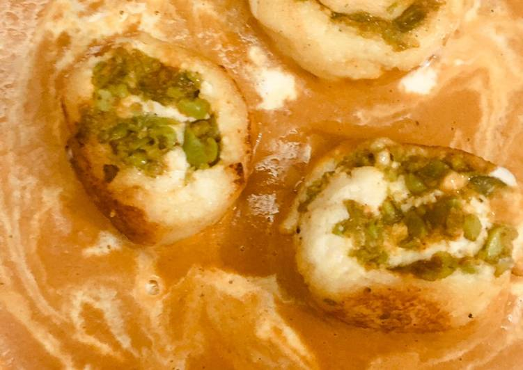 Paneer rolls in gravy  # father