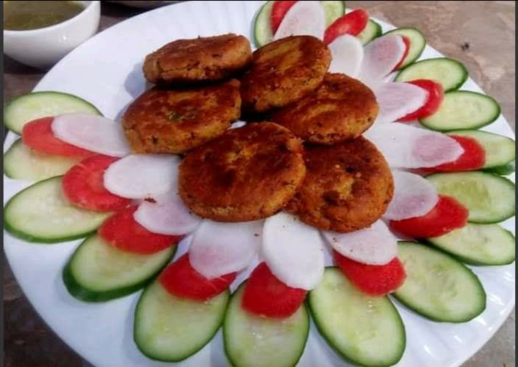 15 Minute Recipe of Any Night Of The Week Chicken shami kabab