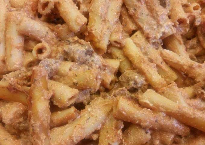 Spicy Ziti w/ Ricotta
