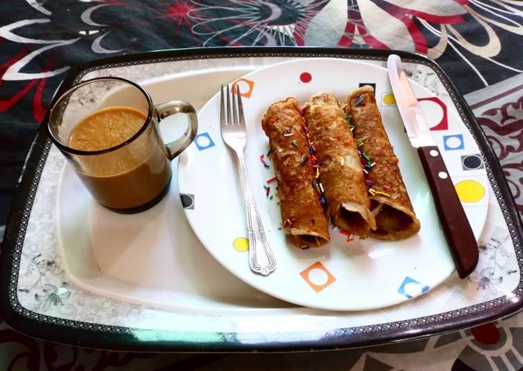 Apple pancakes (snack)