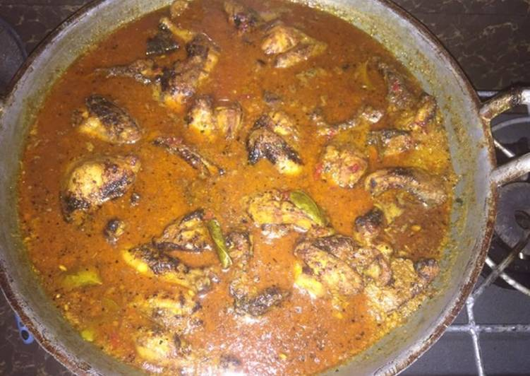 Ayam Taliwang Bakar Santan