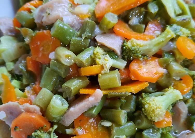 Resep Capcay Sayur Kuah Yang Simple Dijamin Nagih
