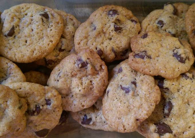 Vedgedout's Chocolate Chip Cookies