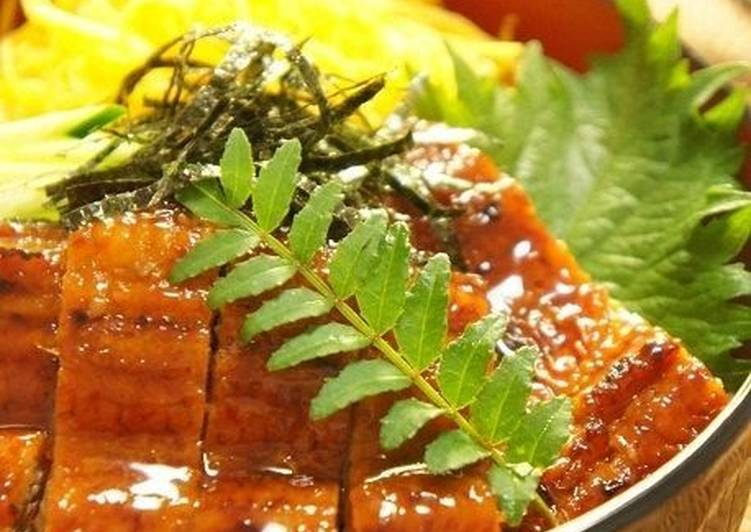 """How to Boost Your Mood with Food """"Himatsubushi"""" Style Eel Rice For Midsummer's Day"""