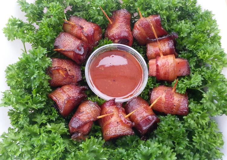 Recipe of Speedy Bacon wrapped bacon