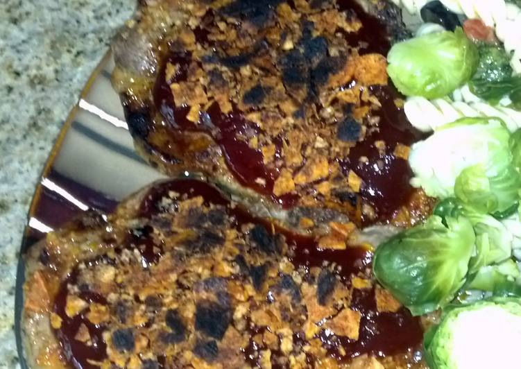 Recipe: Yummy Matty's BBQ pork chops
